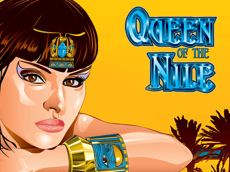 Queen of the Nile jugar tragamonedas gratis