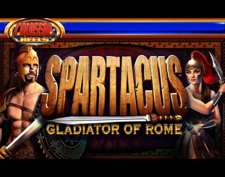 Spartacus jugar tragamonedas gratis