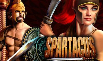 Jugar al tragamonedas Spartacus