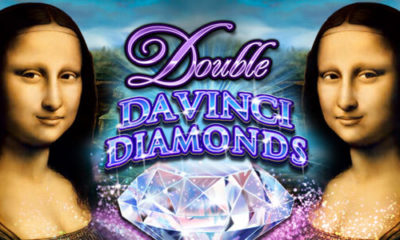 Jugar al tragamonedas Da Vinci Diamonds