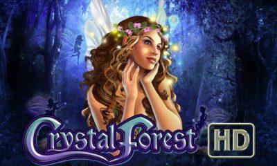 Jugar al tragamonedas Crystal Forest
