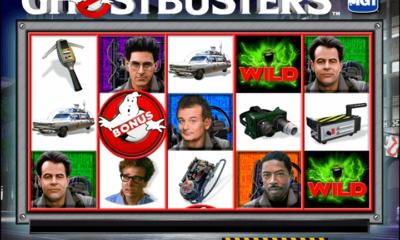 Jugar al tragamonedas Ghostbusters