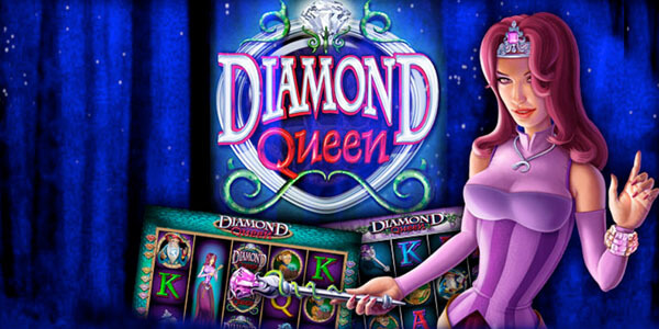 Jugar al tragamonedas Diamond Queen