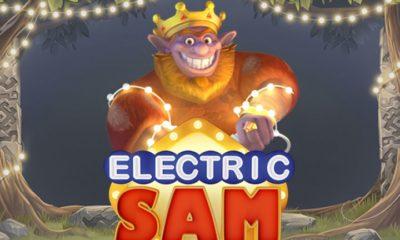 Jugar al tragamonedas Electric Sam