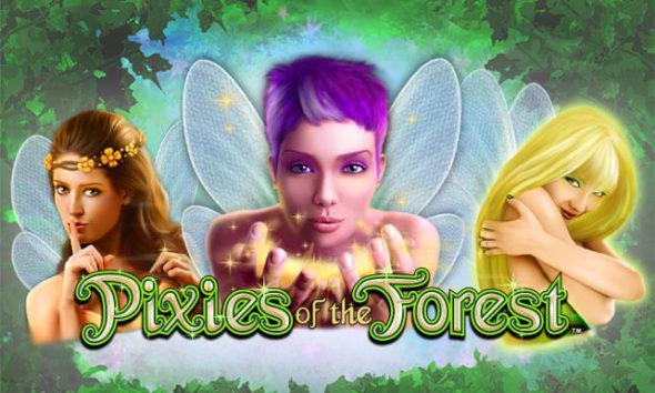 Jugar al tragamonedas Pixies Of The Forest