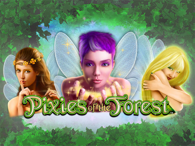 Jugar al tragamonedas Pixies Of The Forest