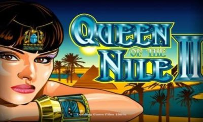 Jugar al tragamonedas Queen Of The Nile 2