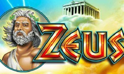 Jugar al tragamonedas Zeus