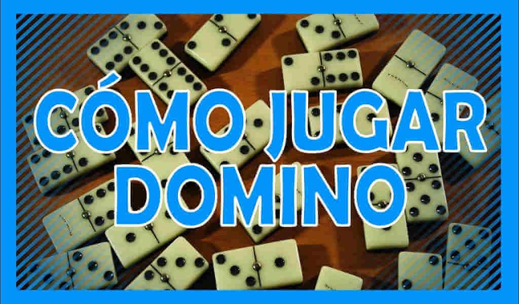 ¿Cómo jugar dominó?
