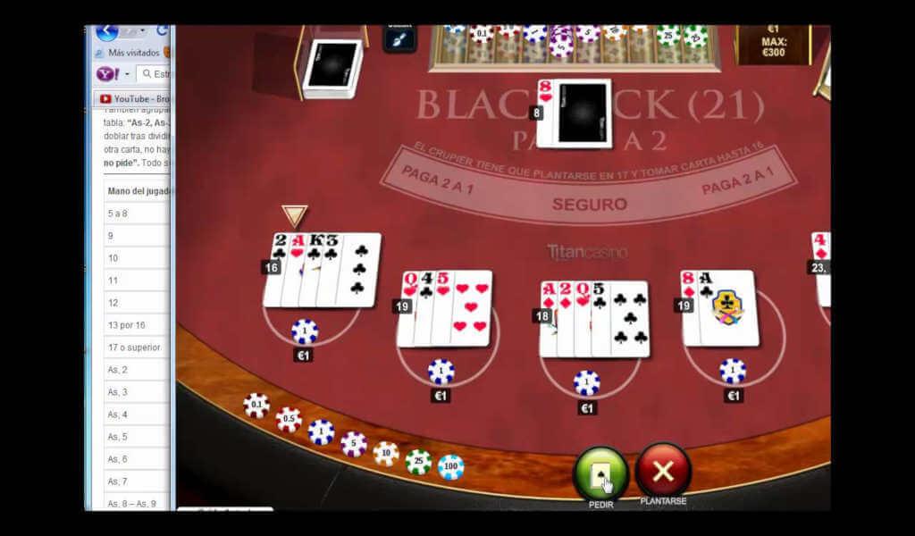 ¿Cómo aprender a jugar blackjack?