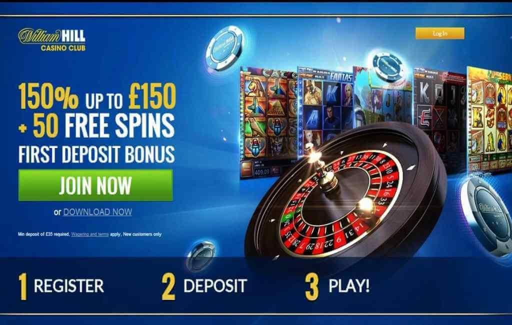 ¿Cómo jugar en las máquinas gratis del casino de William Hill?