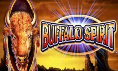 Juego de casino gratis: Buffalo Spirit.