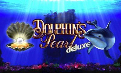 Juegos de casino gratis: Dolphins Pearl.