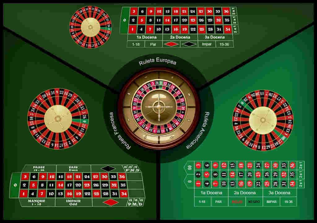 ¿Cómo jugar ruleta en el casino?